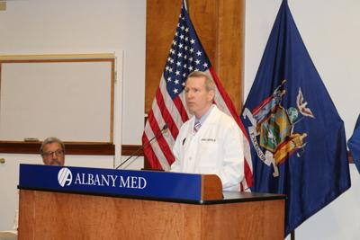 Taking downstate patients called 'moral obligation'