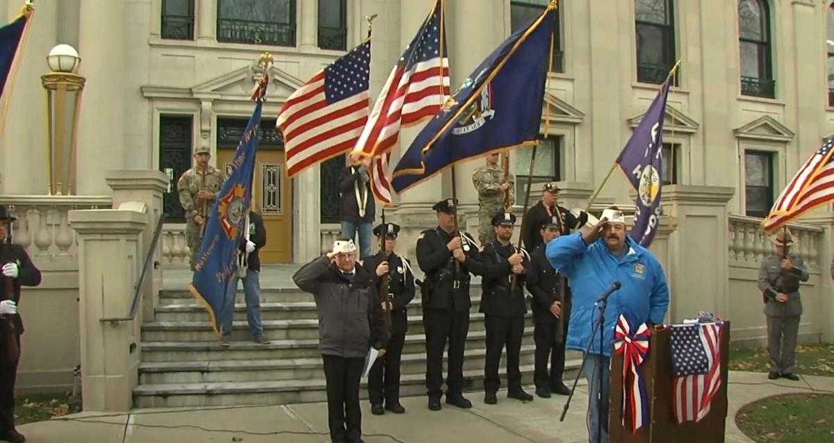 Area veterans to be honored Wednesday