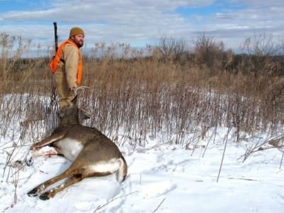 Hunting season shapes up
