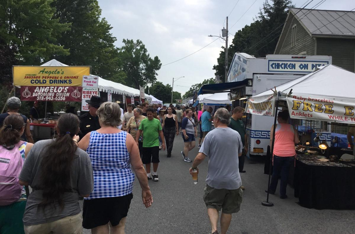 Trustees weigh smaller, later Athens Street Festival