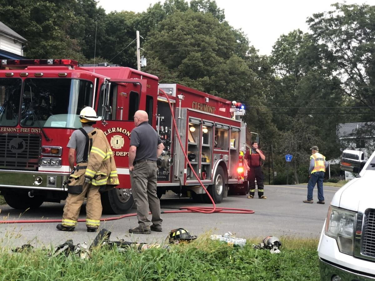 Investigators seek cause of Clermont fire
