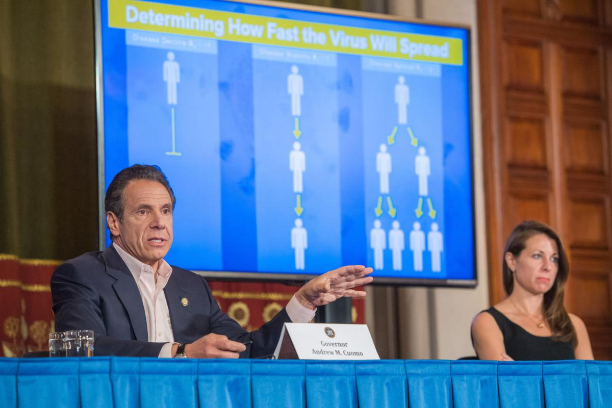Health officials study antibody tests as limits ease