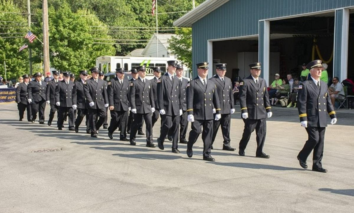 Firefighters to march in Stuyvesant Falls