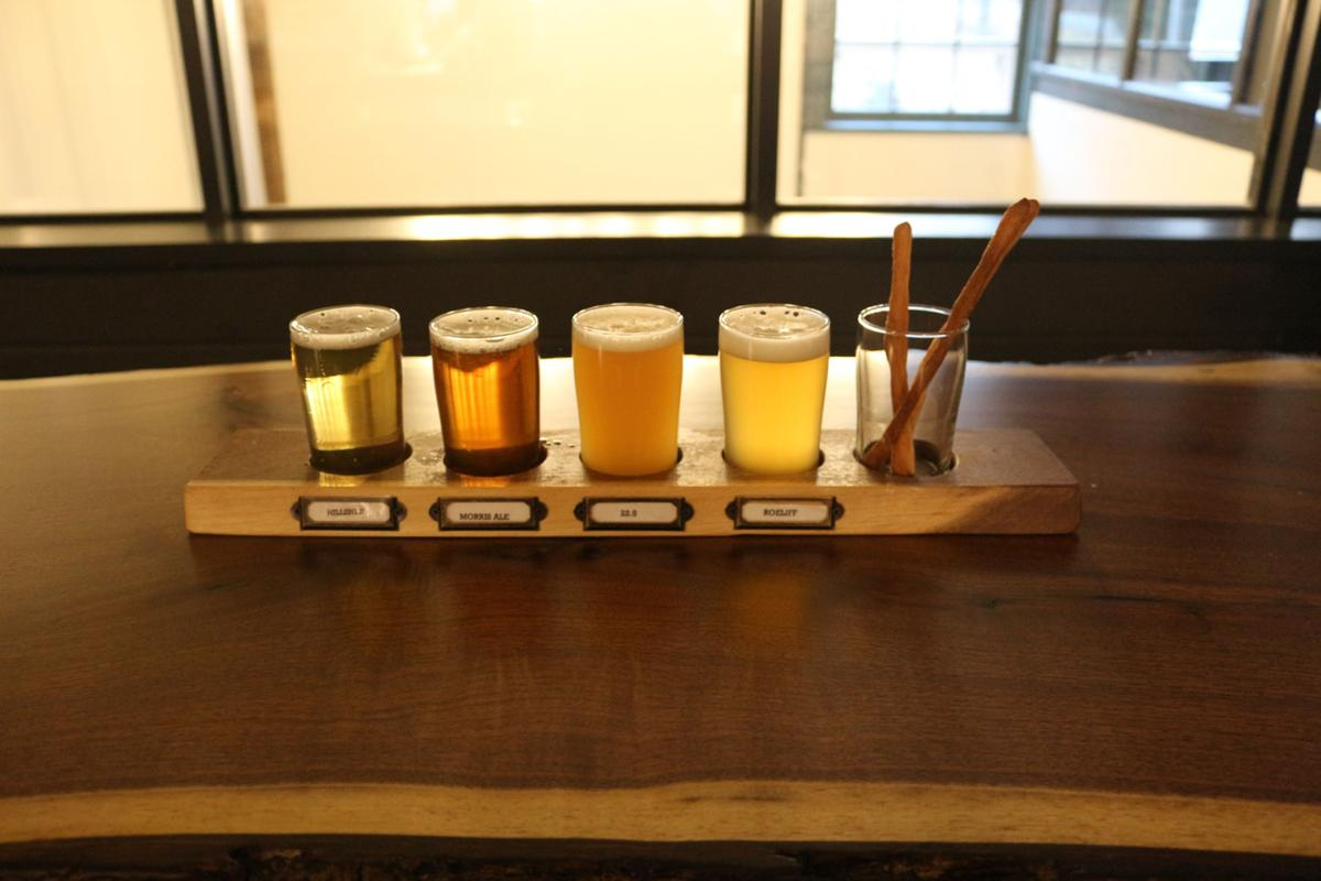 Brewery makeover for historic Hillsdale building