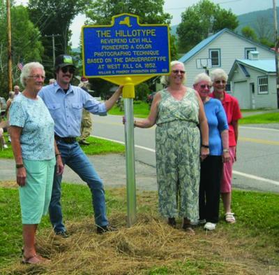 Dedication of Historic Roadside Marker