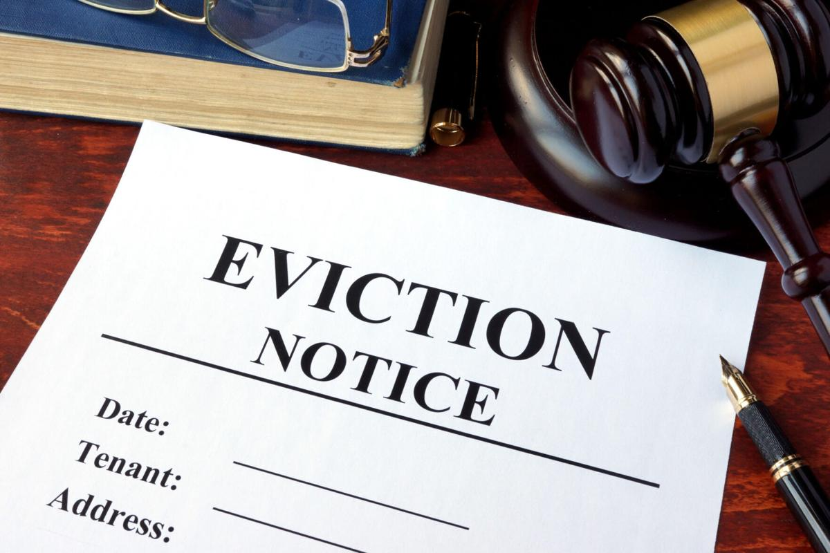 Eviction law passes with a word of criticism
