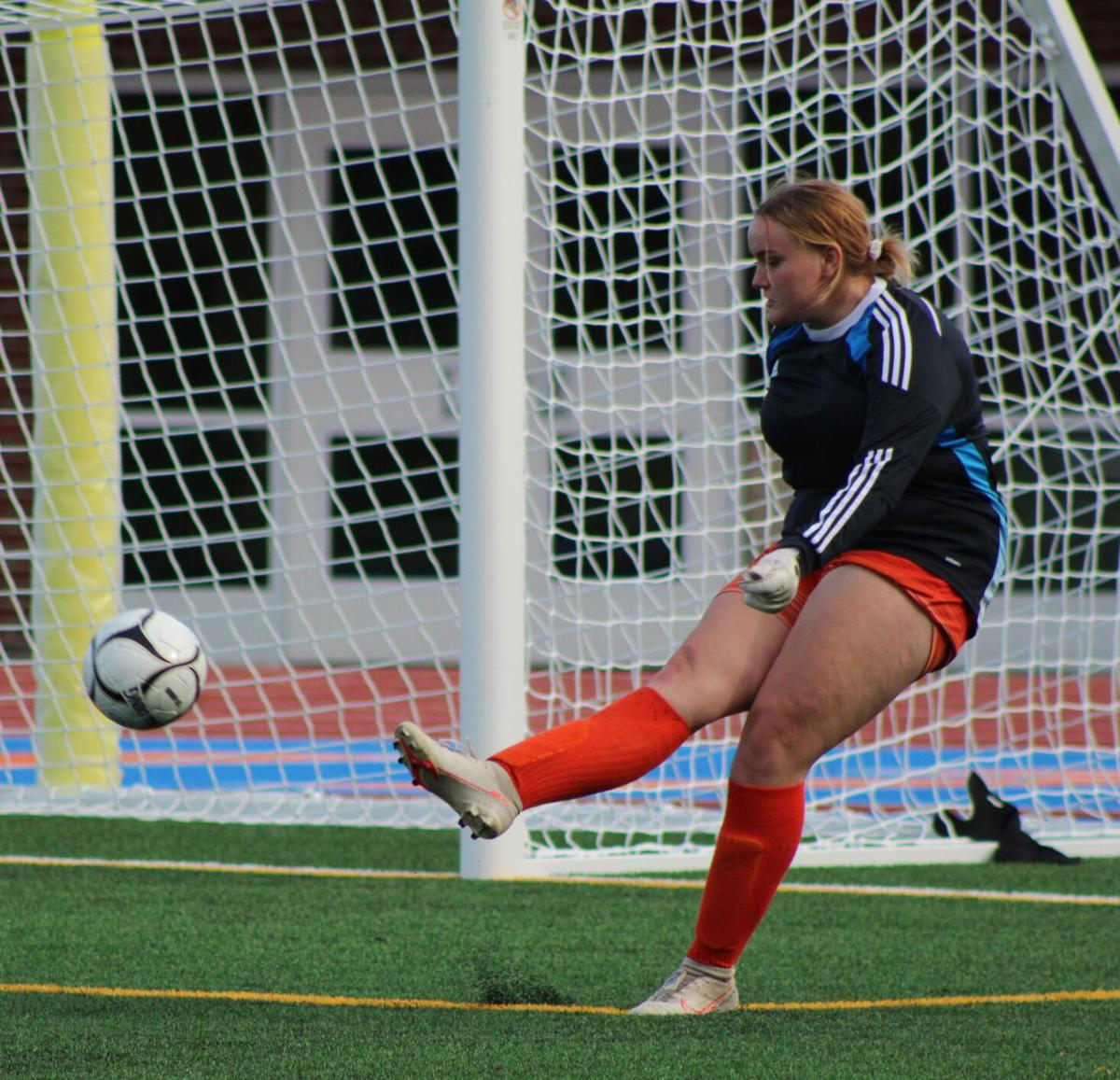 GIRLS SOCCER: Spartans tame Cats behind Kosich hat trick