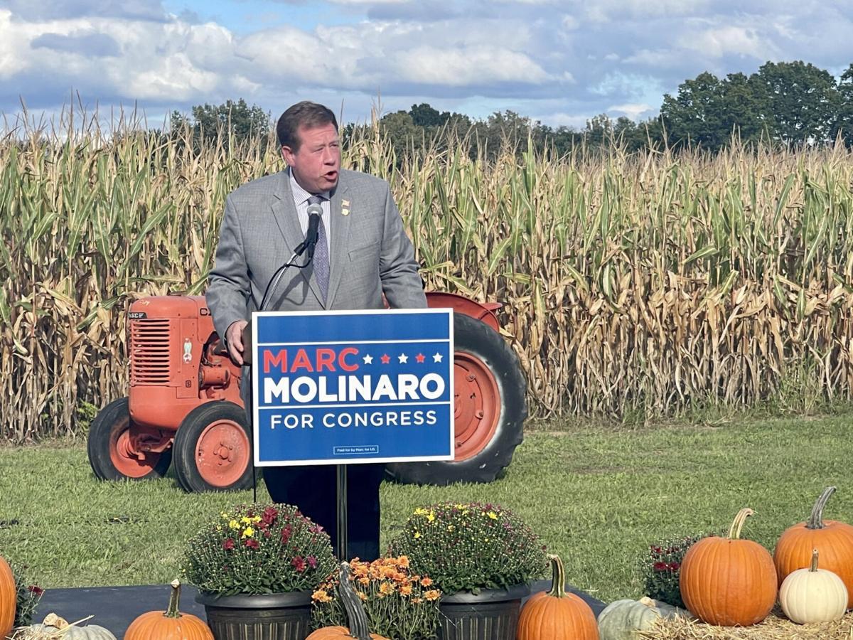 Molinaro: 'America is at a crossroads'