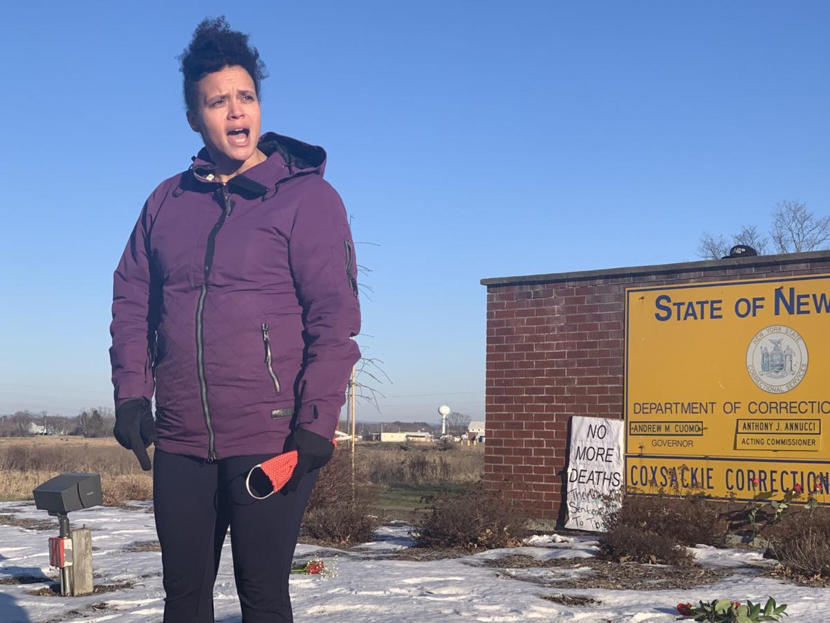 Advocates demand decarceration after virus deaths