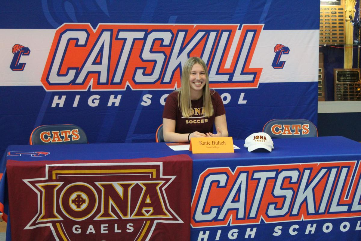 Catskill's Katie Bulich signs with Iona