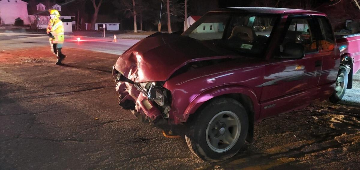 Police: Chatham woman charged after accident