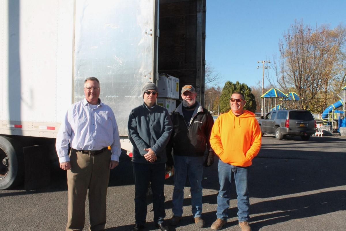 Local business donates appliances