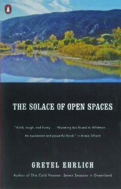 Where the Wild Things Are Book Club to discuss 'The Solace of Open Spaces'