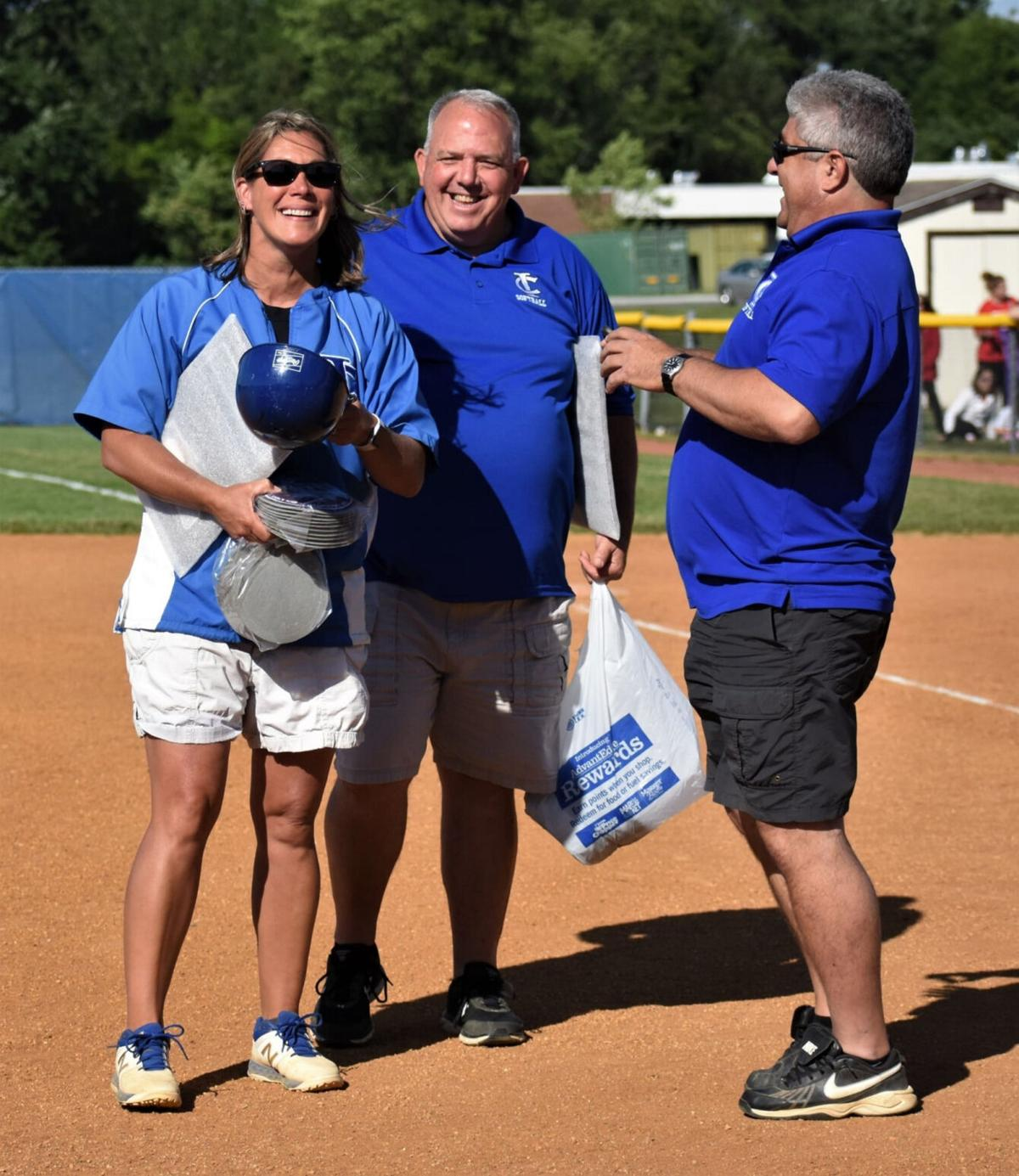 H.S. SOFTBALL: ICC's Milazzo, Nytransky McComb earn state's highest honors