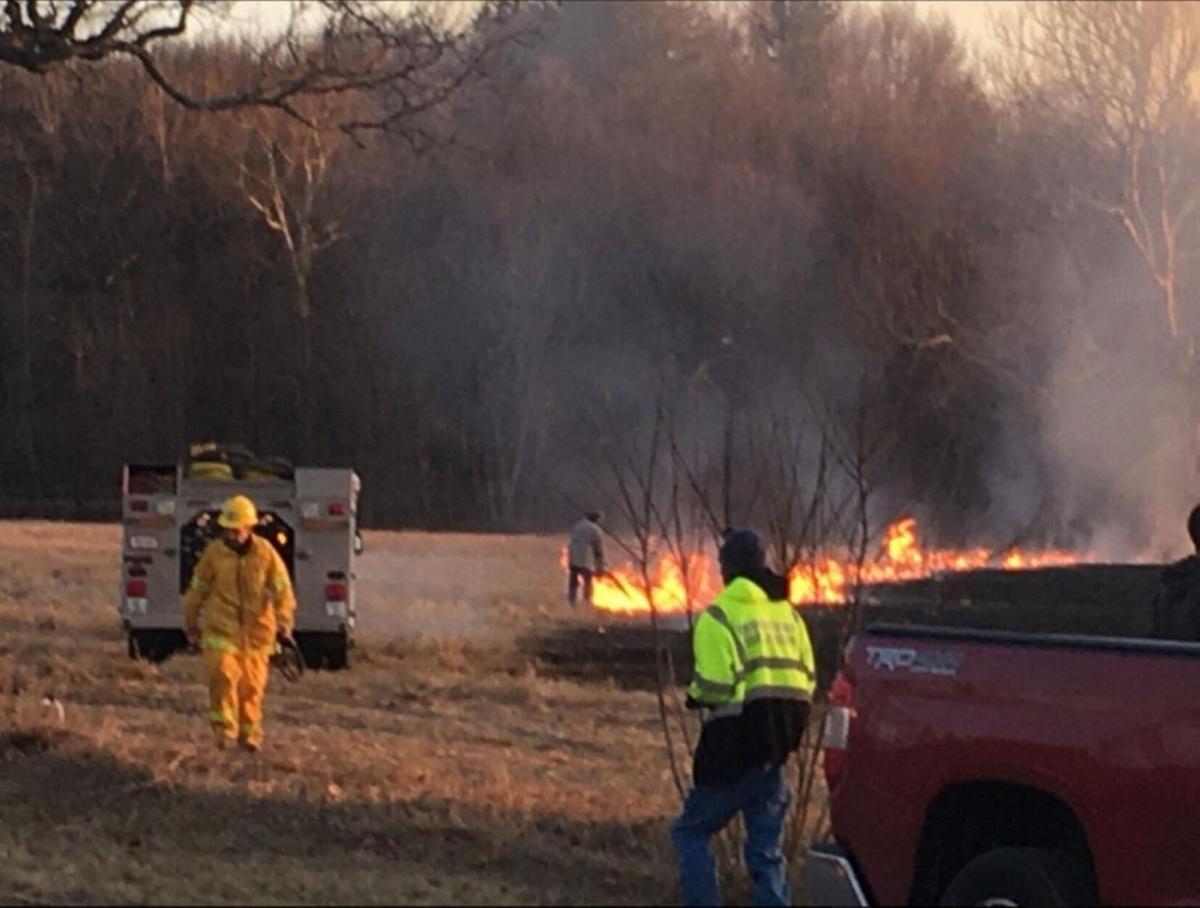State burn ban begins next week