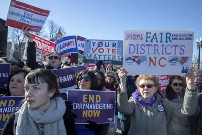 Lawmakers push redistricting hearing participation