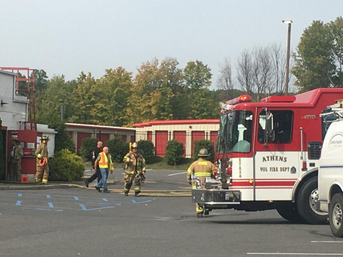 Catskill McDonald's damaged by fire