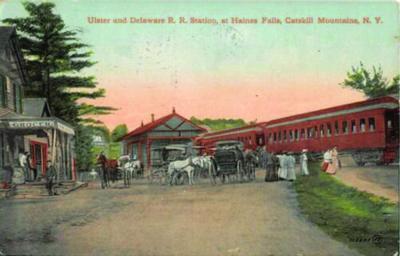 The history of the Stony Clove, Catskill Mountain and Kaaterskill railroads