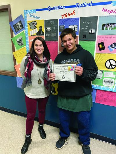 Cairo-Durham February Student of the Month