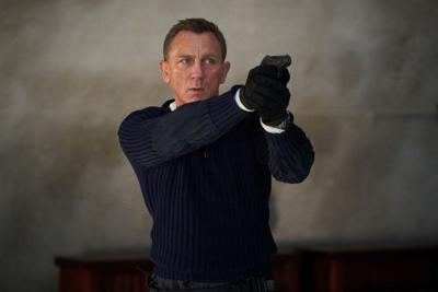 Daniel Craig's last hurrah is exciting and stunning