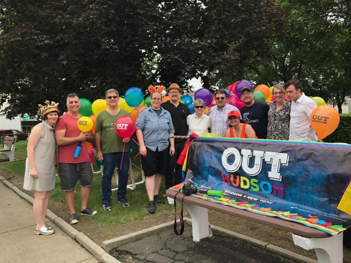 Hope theme of Catskill Pride Day