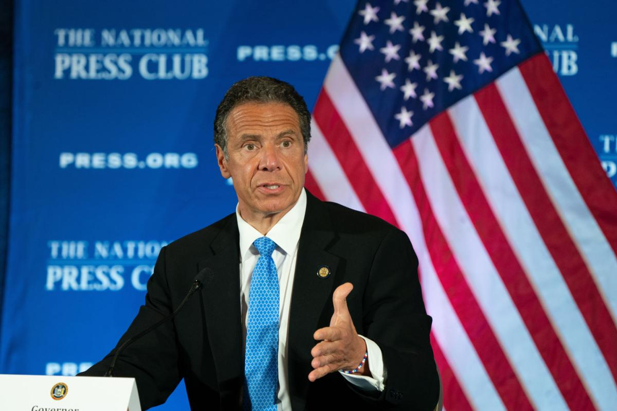 Cuomo meets Trump to ask for federal help