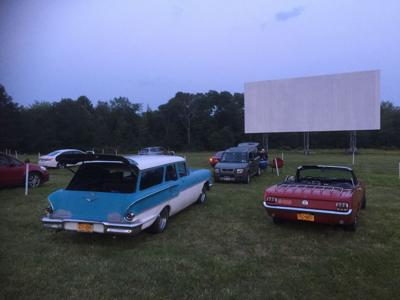 Greenville drive-in featured in Taylor Swift video