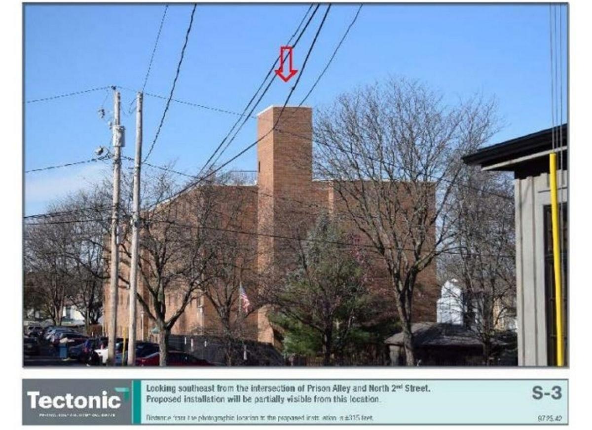 Planners approve Verizon antennas on Providence Hall