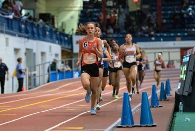 Taconic Hills' Clare Howard opens indoor season with elite performance