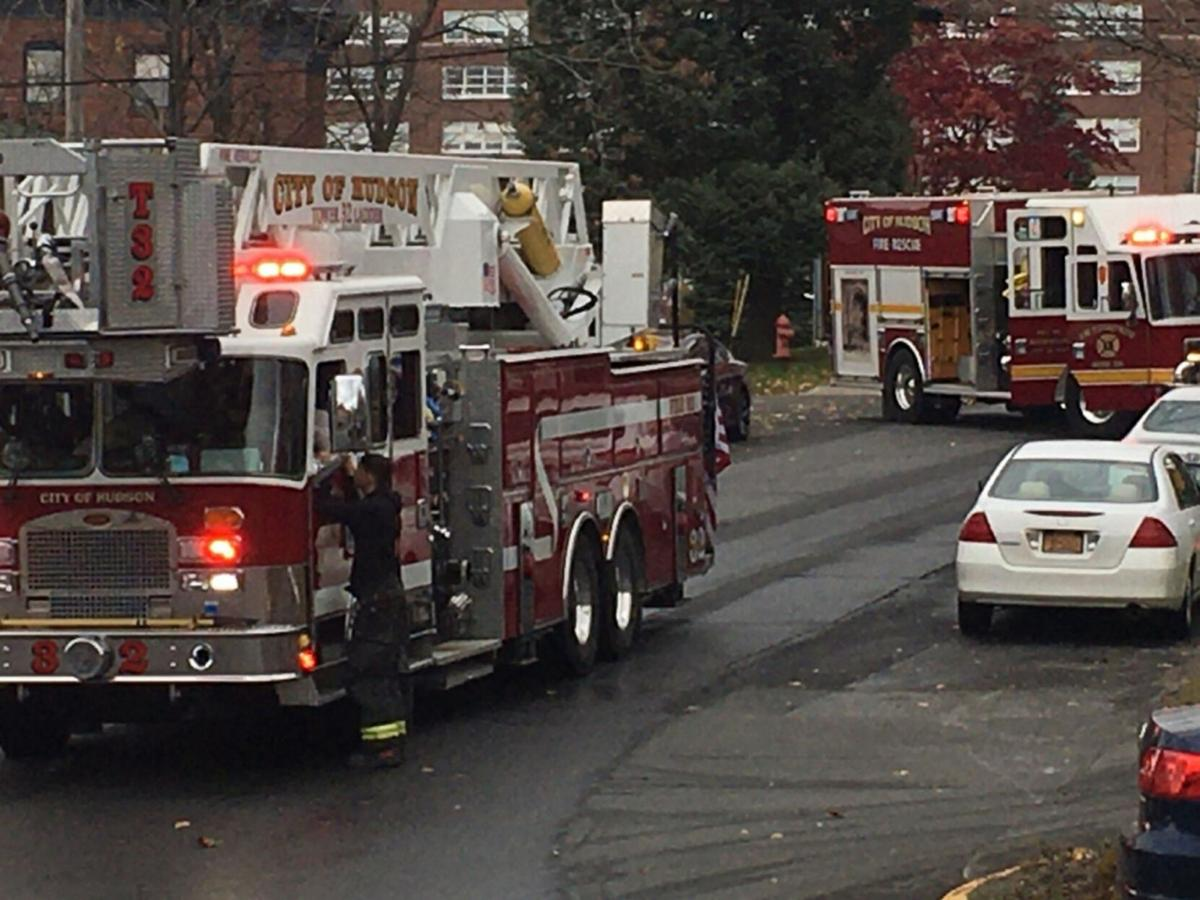 Gas odor traced to old pipe in Hudson