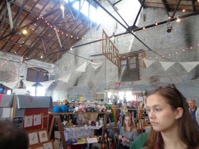 Basilica Hudson launching virtual Farm and Flea