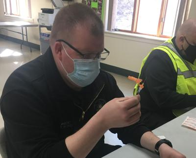 Inmate virus cases on the rise