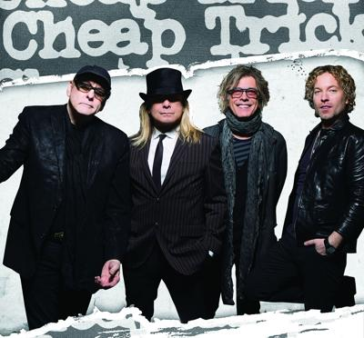 Cheap Trick performs at Palace Theatre Friday, Feb. 7, at 8 p.m