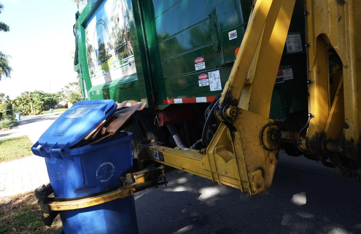 Waste disposal can pose COVID-19 risks