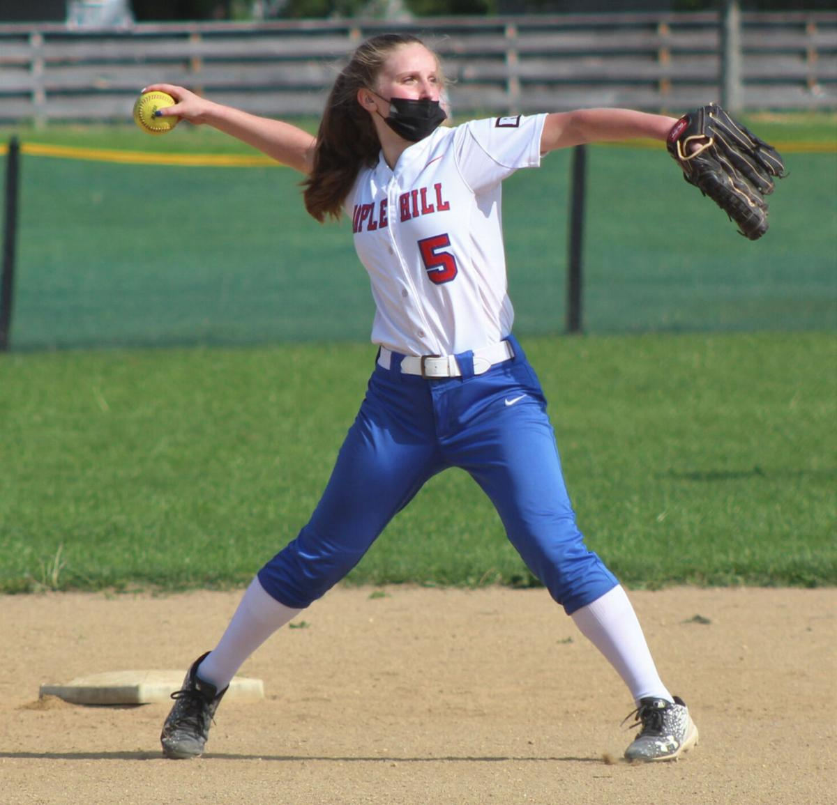 H.S. SOFTBALL: Wildcats come back in the seventh, beat Hudson in 12-10 thriller