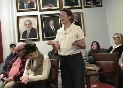 Cost may block historic designation