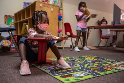 State rescinds child mask mandate