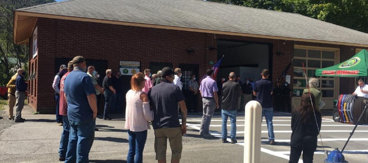 Hunter Medic Station to cut response time