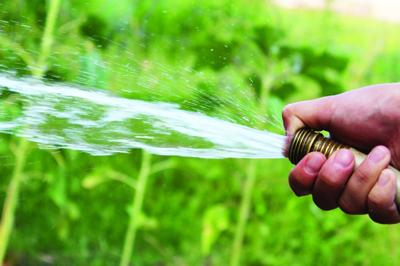 Harvesting water; saving our natural resources
