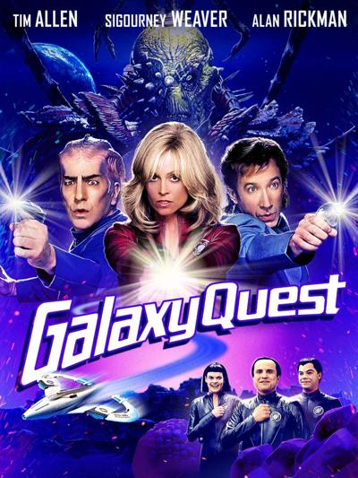 Upstate Films presents 'Galaxy Quest' dinner and a movie on Sept. 12 in Rhinebeck