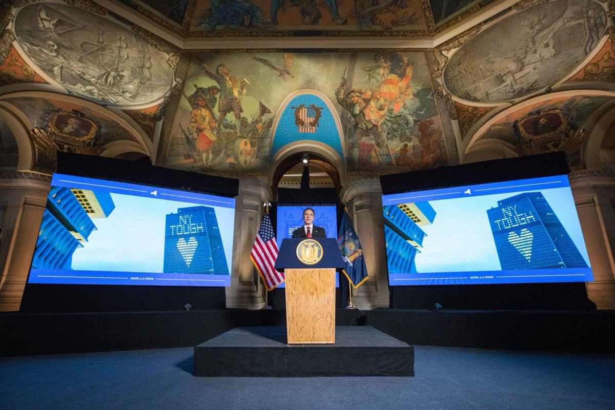 Green energy focus of 3rd State of the State