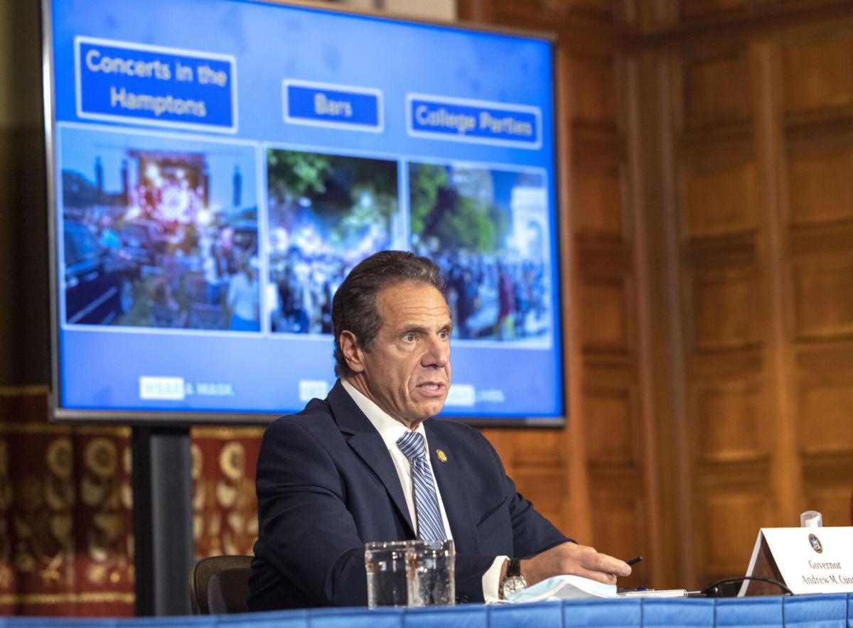 NY schools violating order will be closed