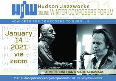 Online WINTER COMPOSERS FORUM