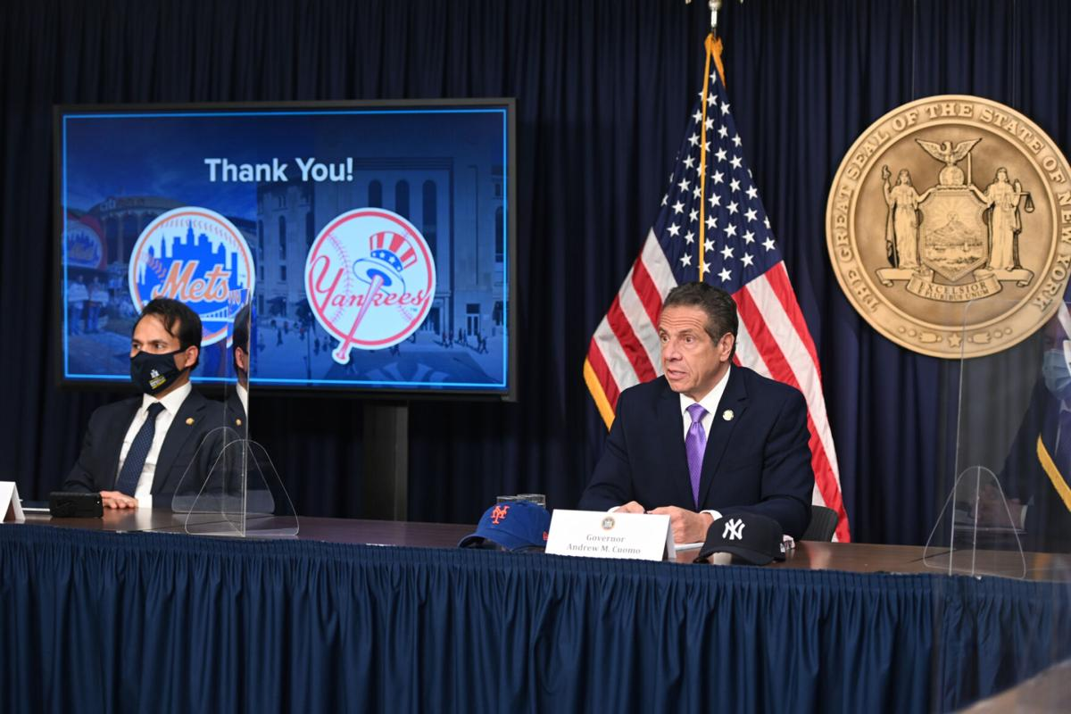 Vaccinated? Mets, Yanks offer free-ticket incentive