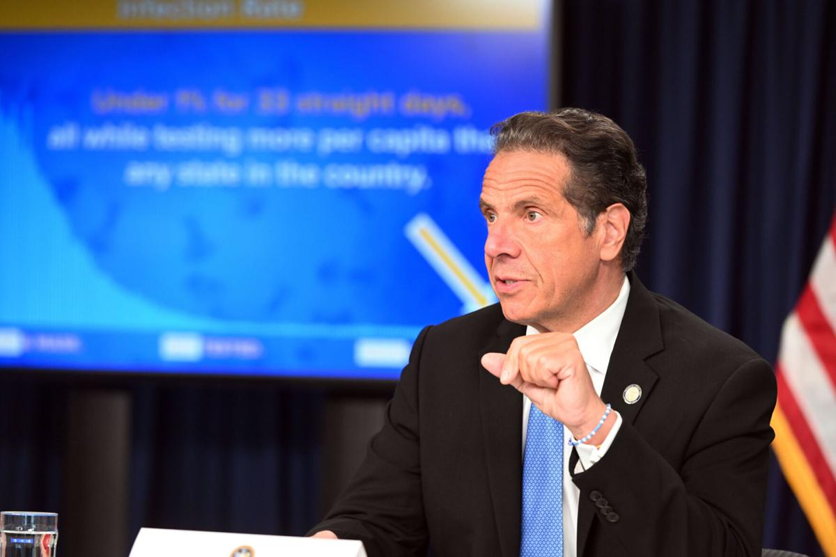 Cuomo coins 'microclusters' to define hot spots