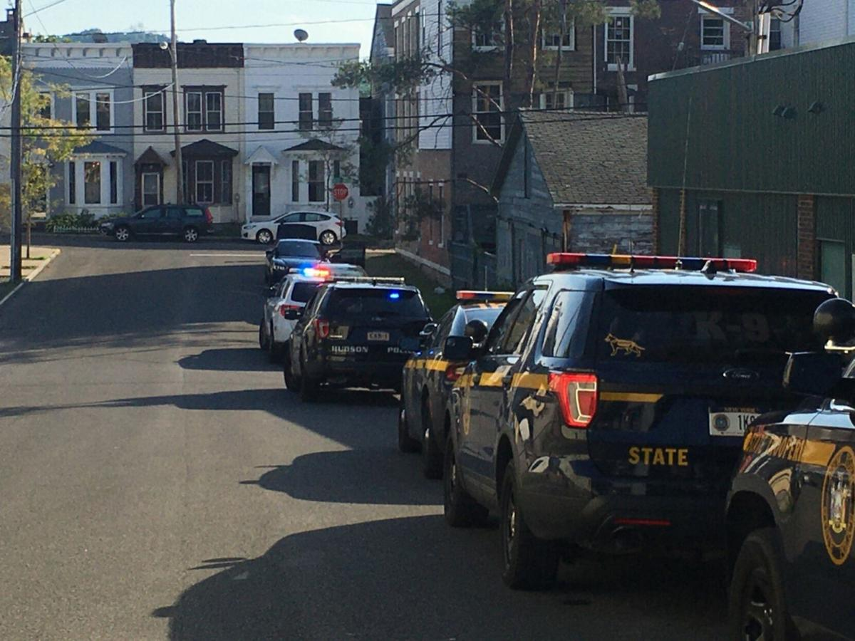 Hudson police investigate reports of shots fired
