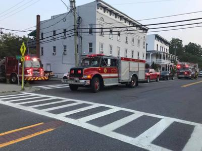 Chatham apartment building evacuated