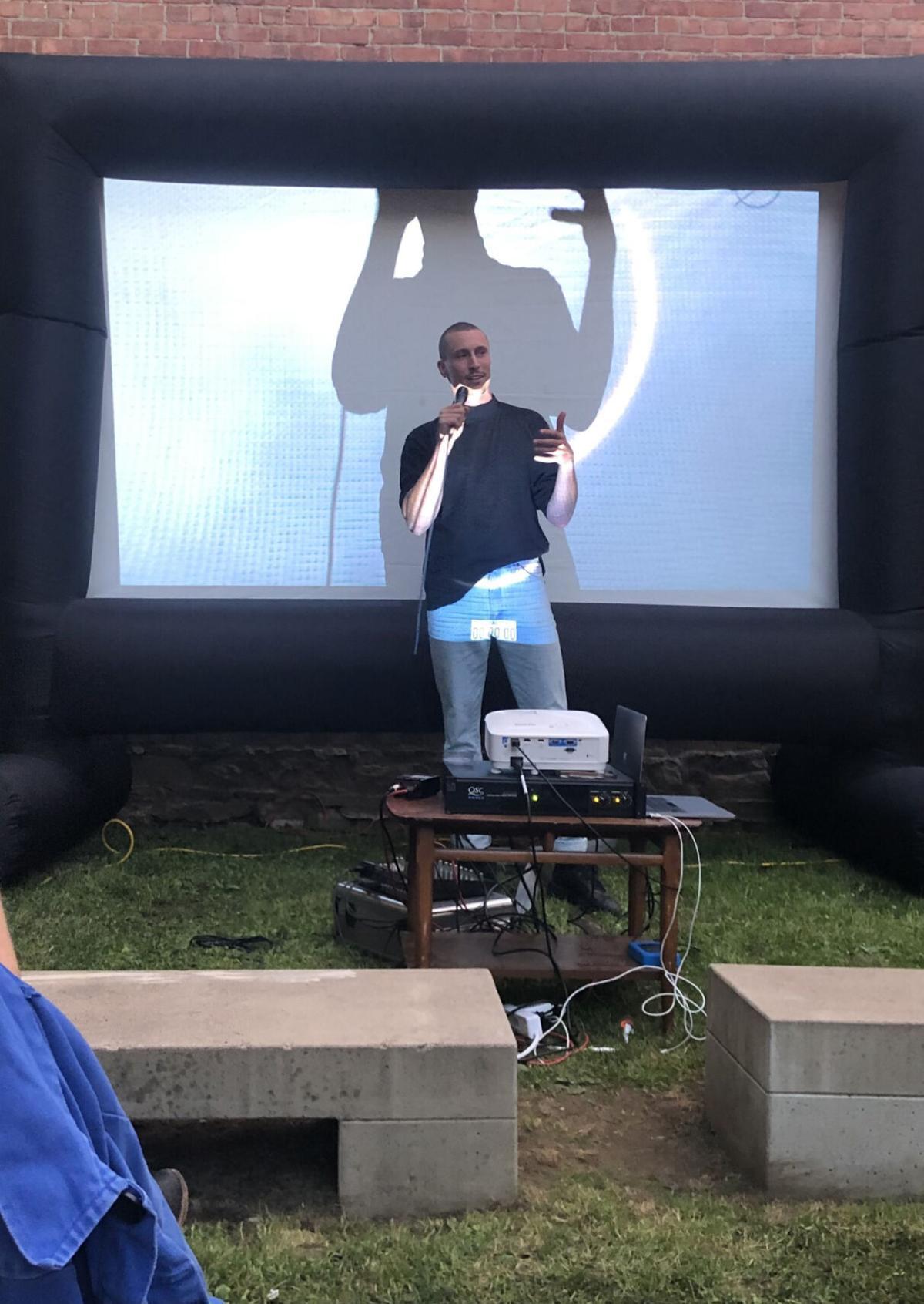 Hudson filmmaker questions body camera policies