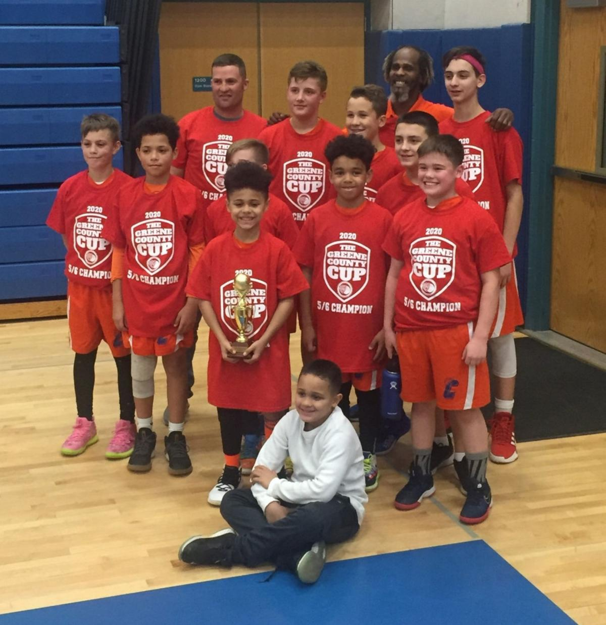 Coxsackie PAL hosts Sixth Annual Youth Tournament