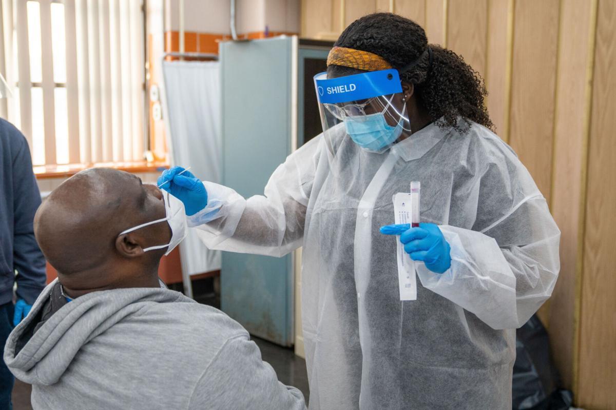 NY hospitals to test for new COVID variant